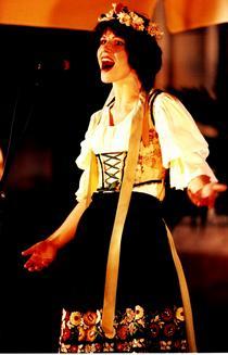 Ilona Vozničkova - Viktorka (Archiv muzikálu Babička)