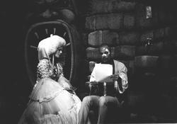 Z. Bydžovská a V. Marek (Foto archiv divadla)