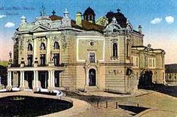 Divadlo Antonína Dvořáka Ostrava (Foto z webu)