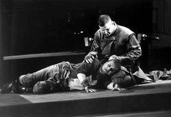 Tristan a Isolda -  Národní divadlo Praha (Foto archiv divadla)