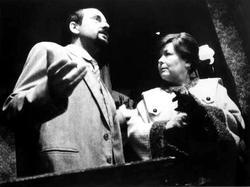 O. Brousek ml. (Giles Ralston) a J. Drbohlavová (Paní Boylová)