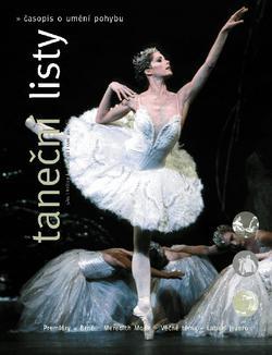 Taneční listy - titulní strana