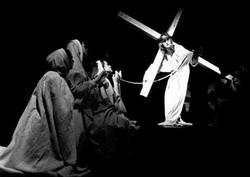 Komedie o umučení a slavném vzkříšení (Foto z webu)