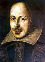 W. Shakespeare (Foto archiv)