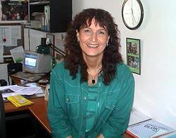 Marie Fišerová (Foto archiv)