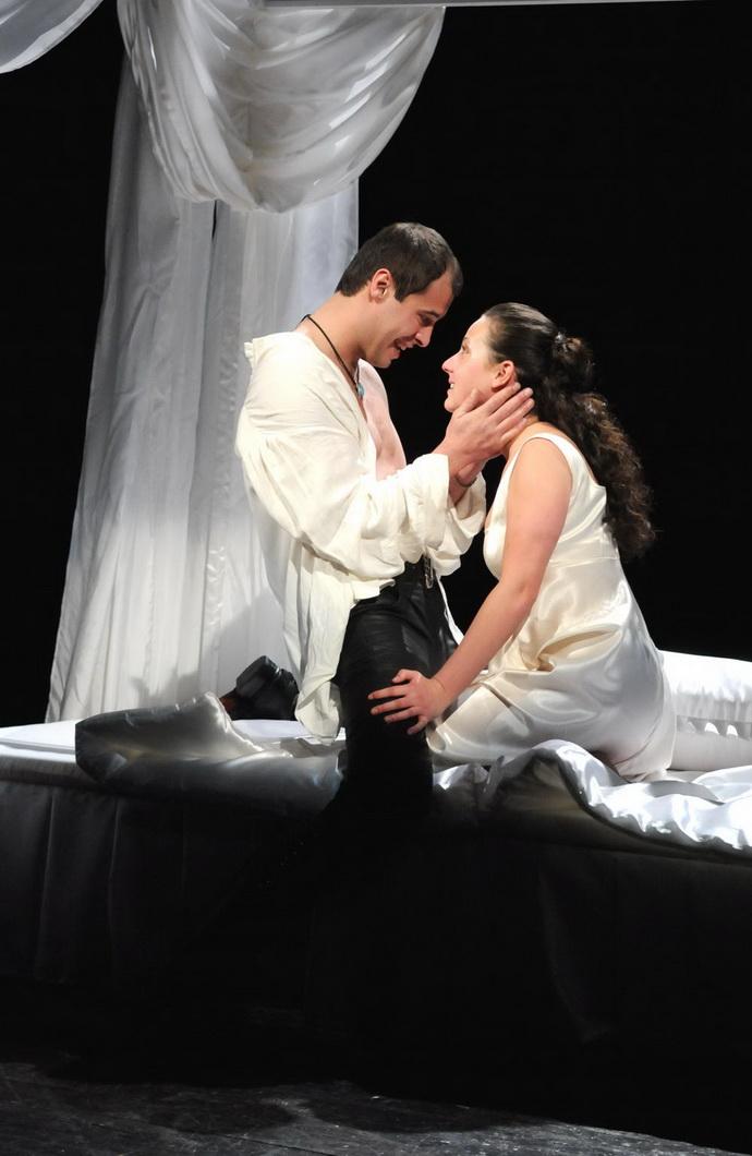 Jan Maléř a Kristýna Hlaváčková (Romeo a Julie)