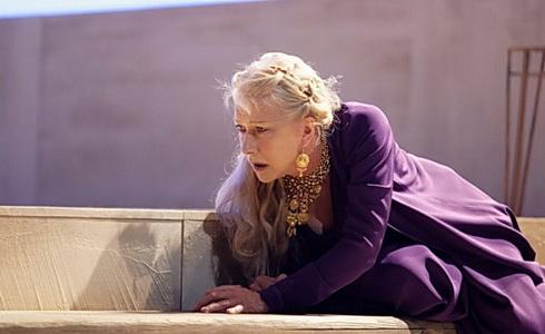Helen Mirrenová v titulní roli Faidry