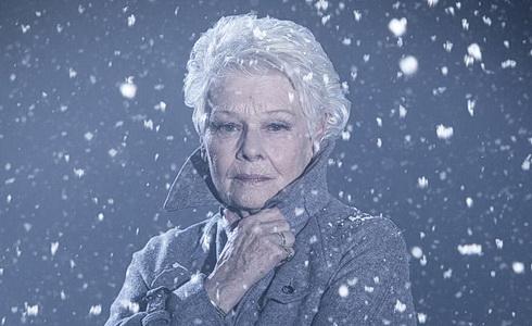 Judi Denchová  (Zimní pohádka)