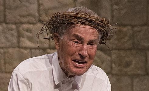 Jan T��ska: Pocta Shakespearovi (Foto: Viktor Kronbauer)