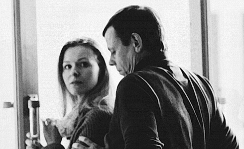 Kateřina Liďáková a Luděk Randár (Blackbird)
