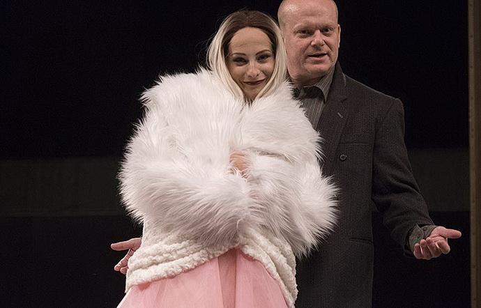 Anna Fialová a David Novotný (Dobrý konec všechno spraví)