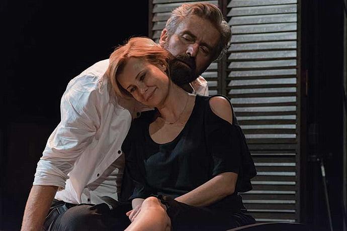 Roman Zach a Jitka Schneiderová (Moje tango)