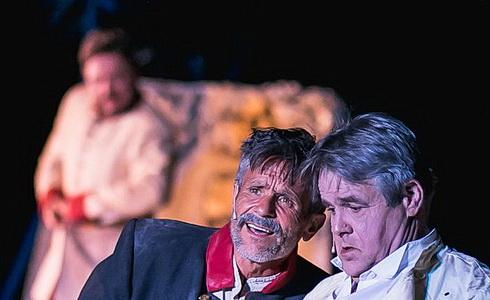 Martin Mejzlík a Alexandr Postler (Tři veteráni)