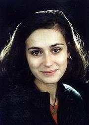 Herečka Lucie Štěpánková