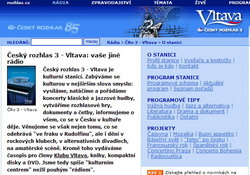 ČRo 3 – Vltava