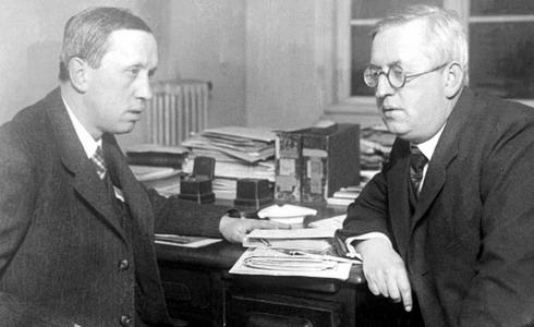 Josef a Karel Čapkovi