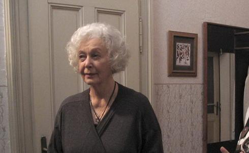 Herečka Květa Fialová