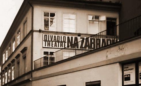 Divadlo Na zábraldí