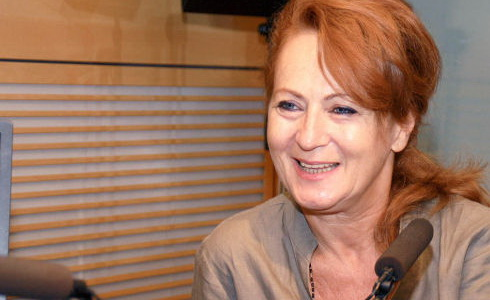Simona Sta�ov� (Zdroj: �. �ev��kov�, www.rozhlas.cz)