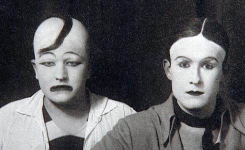 Jan Werich a Ji�� Voskovec