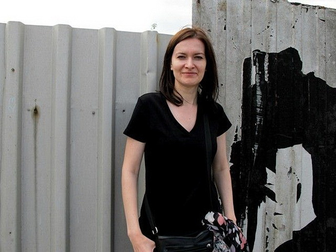 Kateřina Malečová Suková  (Foto: Martina Holzke)