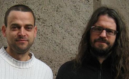 Pavel Dr�bek a Ond�ej Kyas (Foto: Hana Hlo�kov�)