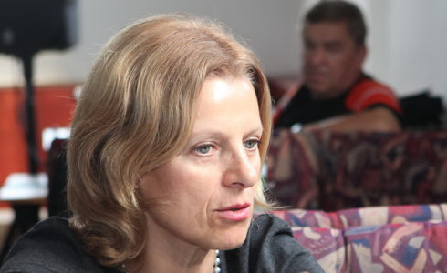 Kristina Žantovská  (Foto: Martin Kutil)