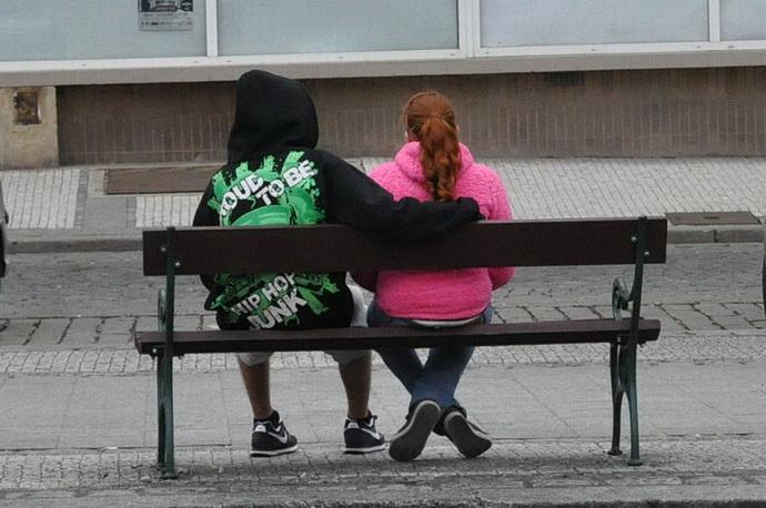 Milenci - kamarádi  (Foto: Ladislav Bába)
