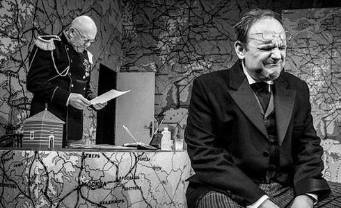Petr Nárožný a Pavel Kikinčuk (Tanec bláznů)