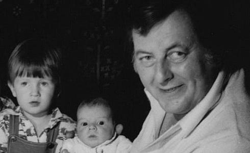 Miloš Kirschner s rodinou