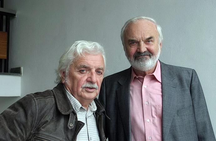 L. Smoljak a Z. Svěrák