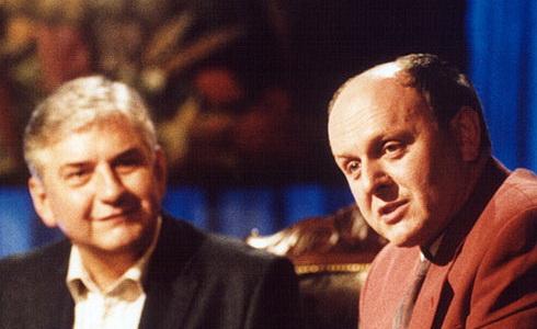 Miroslav Donutil a Jaroslav Dušek