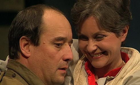 Viktor Preiss a Marta Vančurová (Jacobowski a plukovník)