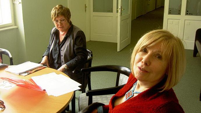 D. Fischerová a H. Kofránková  (Nevděčné děti)