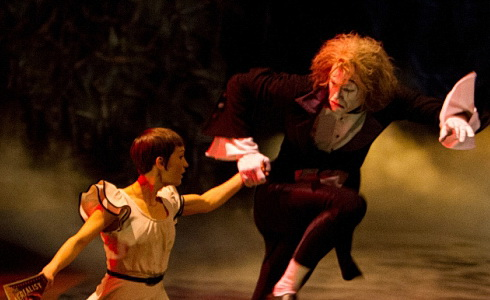 Cirque de Soleil: Vzdálené světy