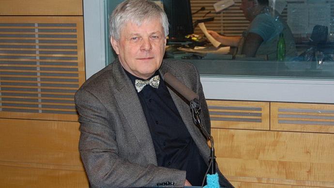 Karel Steigerwald (Foto: Helena Petáková)