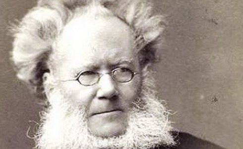 Henrik Ibsen (Foto: New York Public Library Archives)