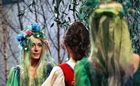 Květa Fialová (Lesní panna)
