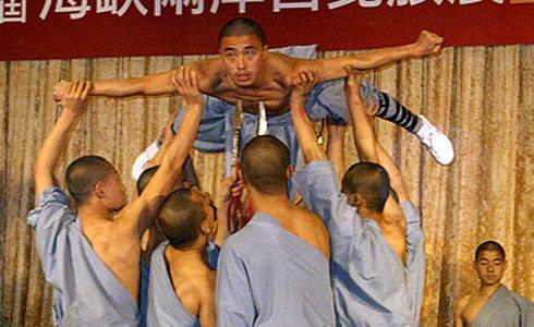 Umění čínských akrobatů