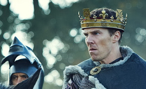 B. Cumberbatch (Richard III.)