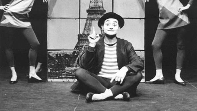 Pantomima Ladislava Fialky