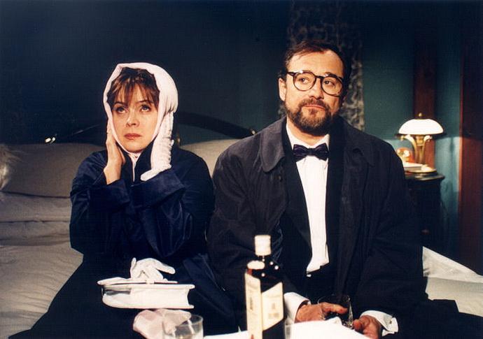 Libuše Šafránková a Viktor Preiss (Stará láska nerezaví)
