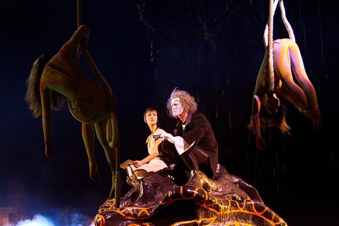 Cirque du Soleil: Vzdálené světy