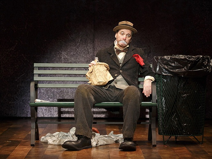 David Shiner - Old Hats (Foto: Joan Marcus)