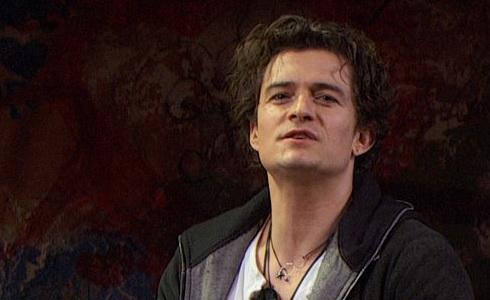 Orlando Bloom (Romeo a Julie)