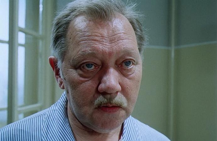 Rudolf Hrušínský (Pozor, vizita!)