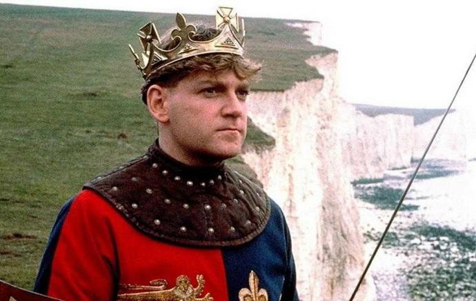 Kenneth Branagh (Jindřich V.)
