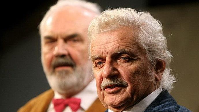 Z. Svěrák a L. Smoljak (Ze hry do hry)