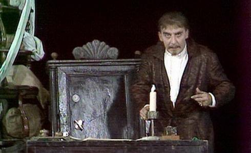 Miloš Kopecký  (Lakomec)