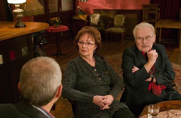 Na plovárně s Janou Hlaváčovou a Luďkem Munzarem